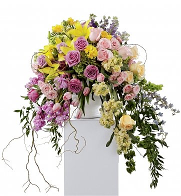 Funeral Flowers: Display of Affection