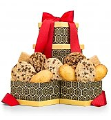 Cookie Gift Baskets: Double Delight Cookie Duo