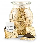 Home Decor: Sympathy Jar of Wishes