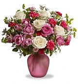 Flower Bouquets: Ravishing Rose Bouquet