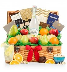 Fruit Baskets: Sweet Celebration Premium Grade Fruit Basket